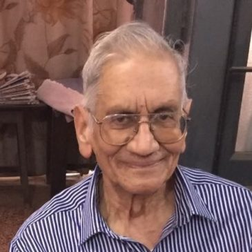 Professor Tara Prasad Das passed away