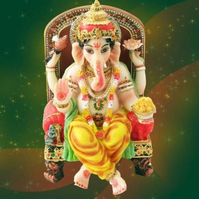 Ganesh - the God of knowledge