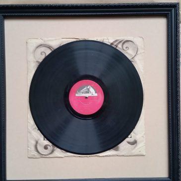 Original RCA (His Master's Voice) record
