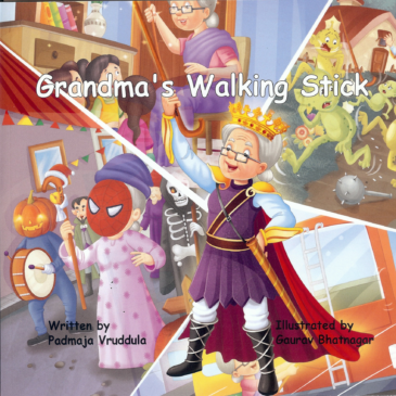 Grandma's Walking Stick