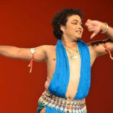 To Share – Pallavi School of Odishi Dance