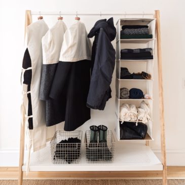 Tips for storing away winter clothes