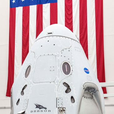 NASA's latest historical challenge in aftermath of Space Shuttle