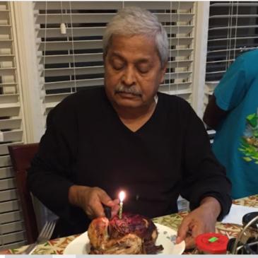 Professor Biranchi Narayan Puhan Passed Away