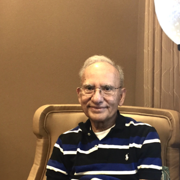 Dr. Prasanta Misra Passed away